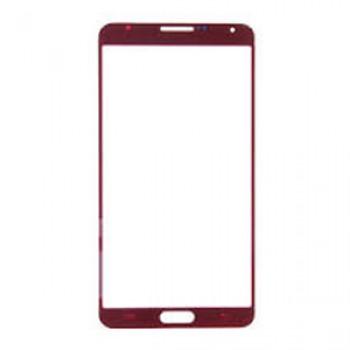 LCD screen glass Samsung N9000/N9005 Note 3 red