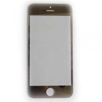 LCD stikliukas Apple iPhone 5G/5S/5C/SE auksinis