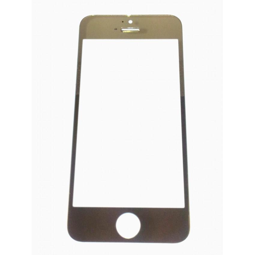LCD stikliukas Apple iPhone 4G auksinis