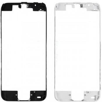 Rėmelis ekranui iPhone 5G baltas