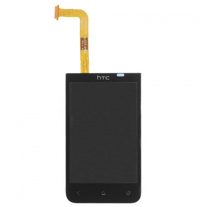 Ekranas HTC Desire 200 su lietimui jautriu stikliuku HQ