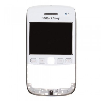 Touch screen BlackBerry 9790 with front cover and speaker white used ORG