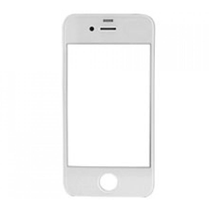 LCD stikliukas Apple iPhone 4S baltas