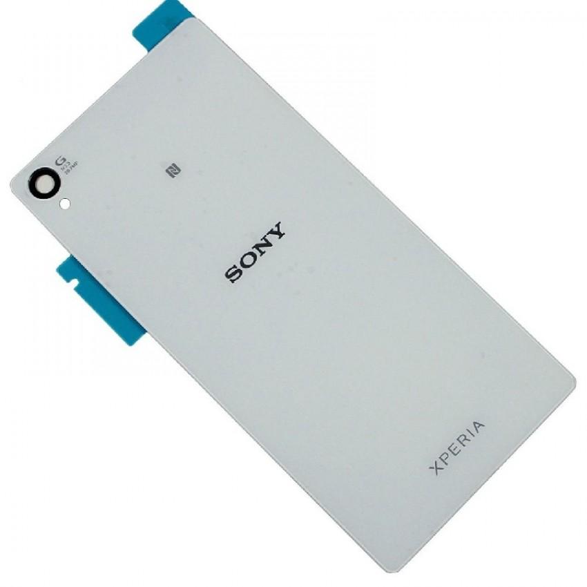 Galinis dangtelis Sony L36h/C6603/C6602 Xperia Z baltas HQ