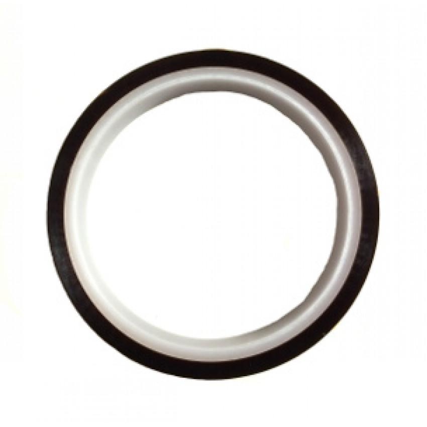 Kaptoninė juosta litavimui (atspari karščiui) 10mm