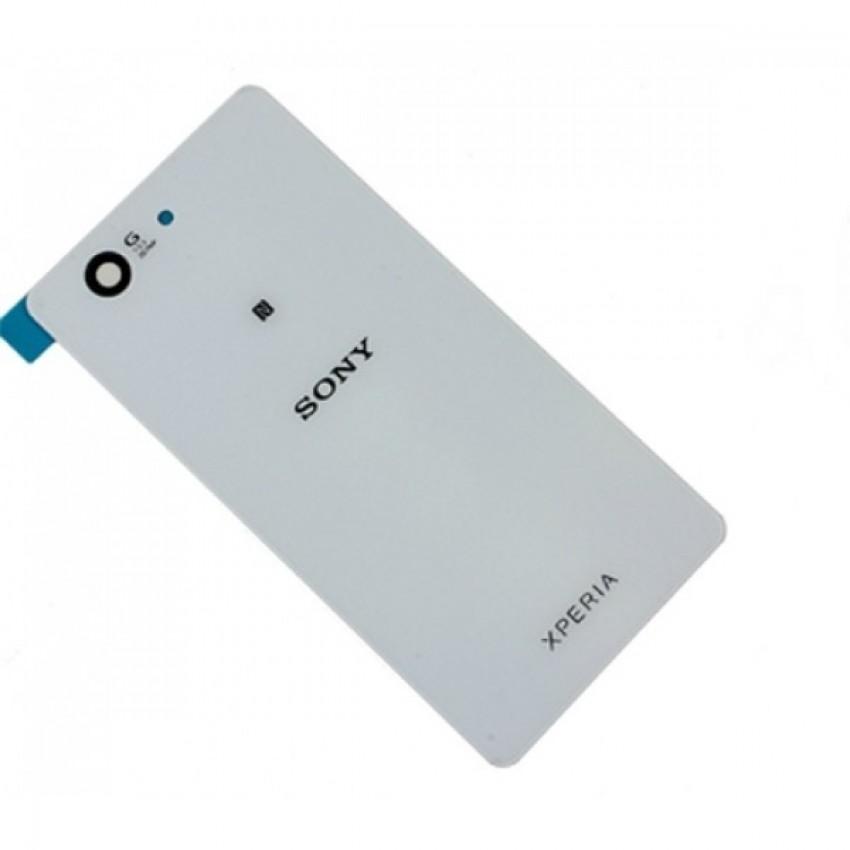Galinis dangtelis Sony D5503 Z1 Compact baltas HQ