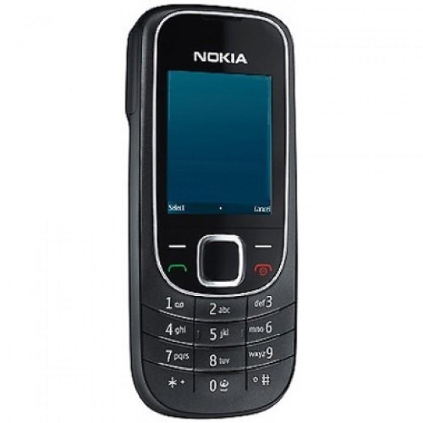Korpusas Nokia 2323 juodas