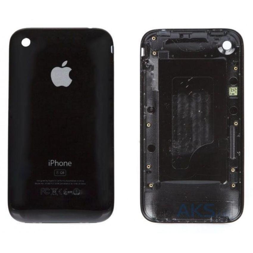 Korpusas galinis iPhone 3G juodas HQ