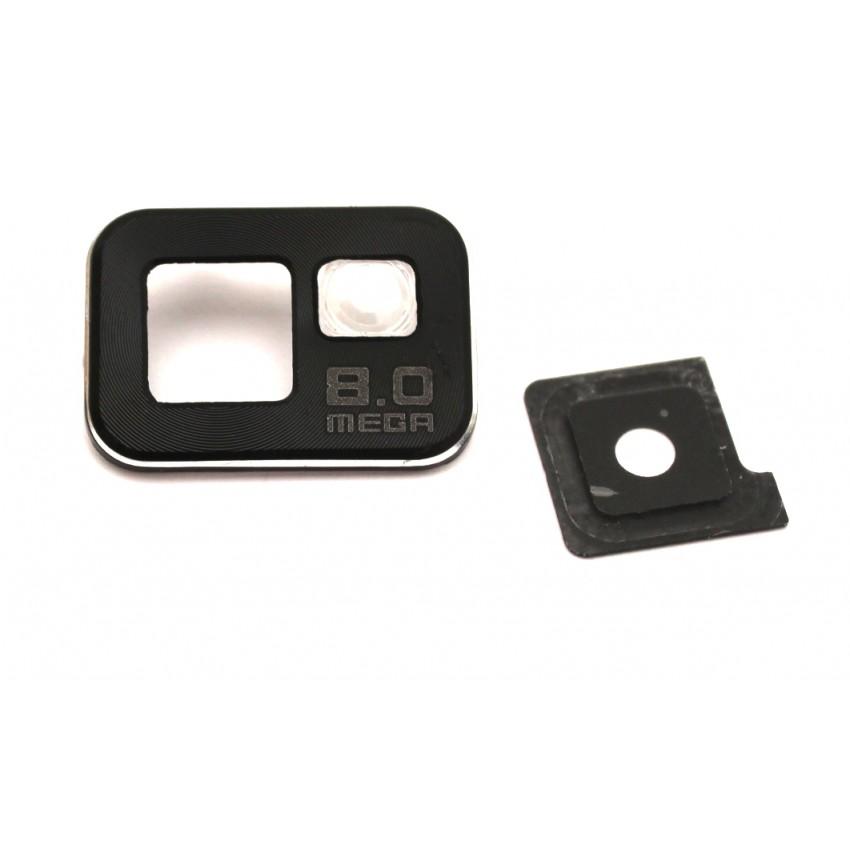 Samsung i9100 S2 lens for camera black