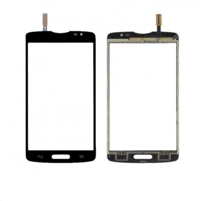 Lietimui jautrus stikliukas LG D380 L80 Dual juodas HQ