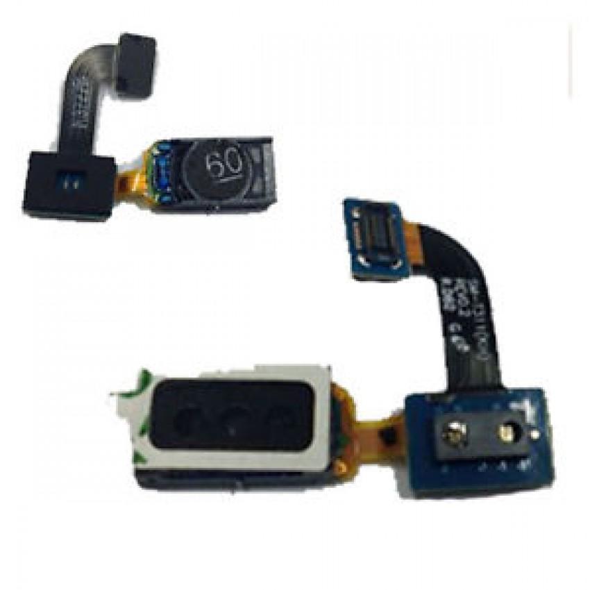 Lanksčioji jungtis Samsung TAB 3 8.0 (T310/T311) su garsiakalbiu ir šviesos davikliu ORG