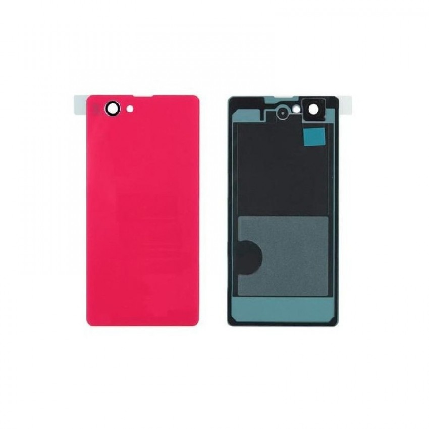 Galinis dangtelis Sony D5503 Z1 Compact rožinis HQ