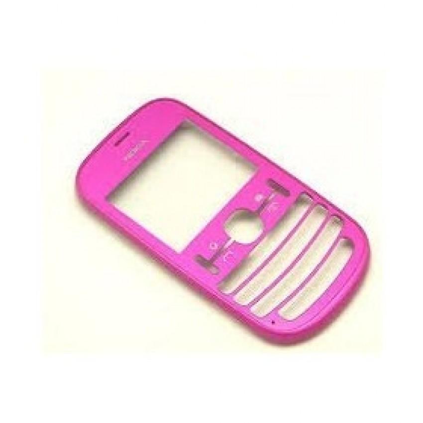 Korpusas Nokia 200 priekinis rožinis ORG