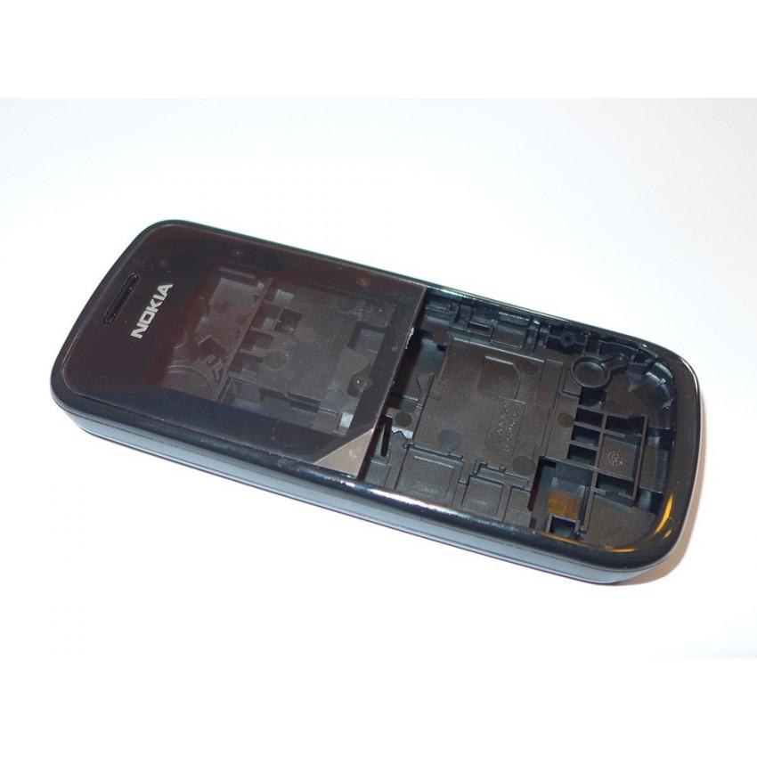 Korpusas Nokia 110 juodas