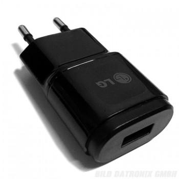 Charger ORG LG MCS-04ER USB (1.8A) black