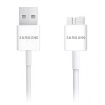 USB cable ORG Samsung N9005/N7200 Note 3 microUSB (ET-DQ10Y0WE) white (1M)