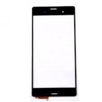 Lietimui jautrus stikliukas Sony D6603 Xperia Z3 juodas HQ