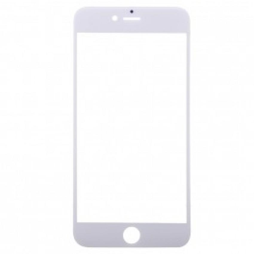LCD stikliukas Apple iPhone 6 Plus baltas ORG