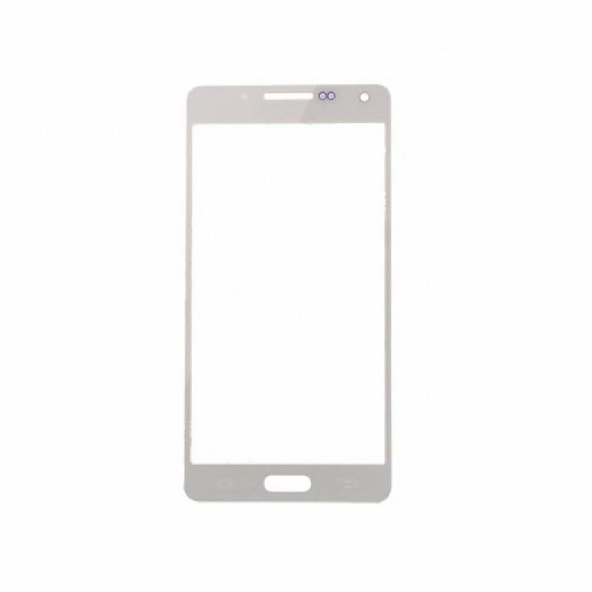 LCD stikliukas Samsung A500 A5 baltas