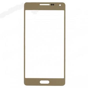 LCD screen glass Samsung A500 A5 gold