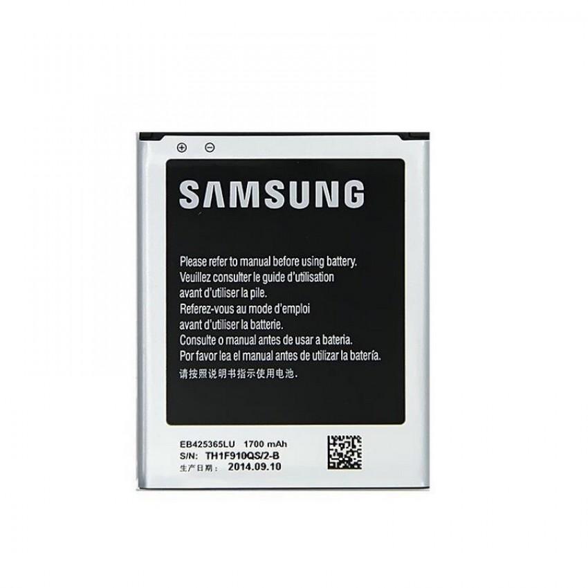 Akumuliatorius ORG Samsung i8262 Core Duos 1700mAh EB425365LU/i8262/i8268