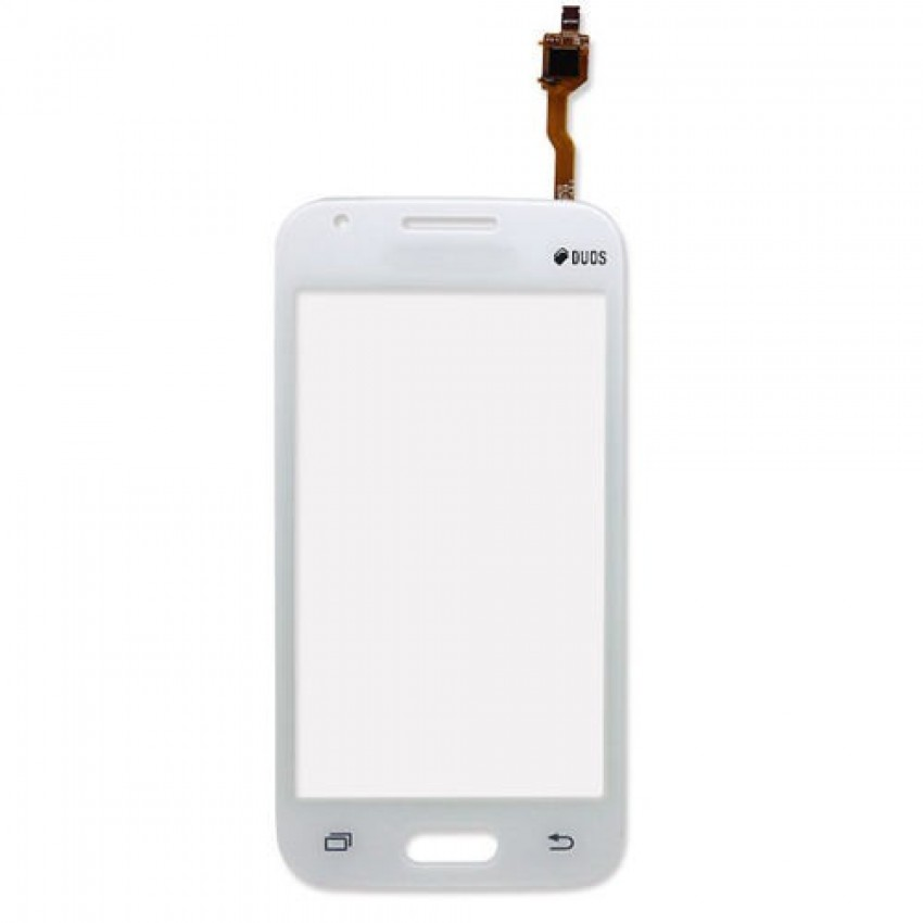 """Touch screen Samsung G313F Trend 2 white (with """"Duos"""" sign) HQ"""