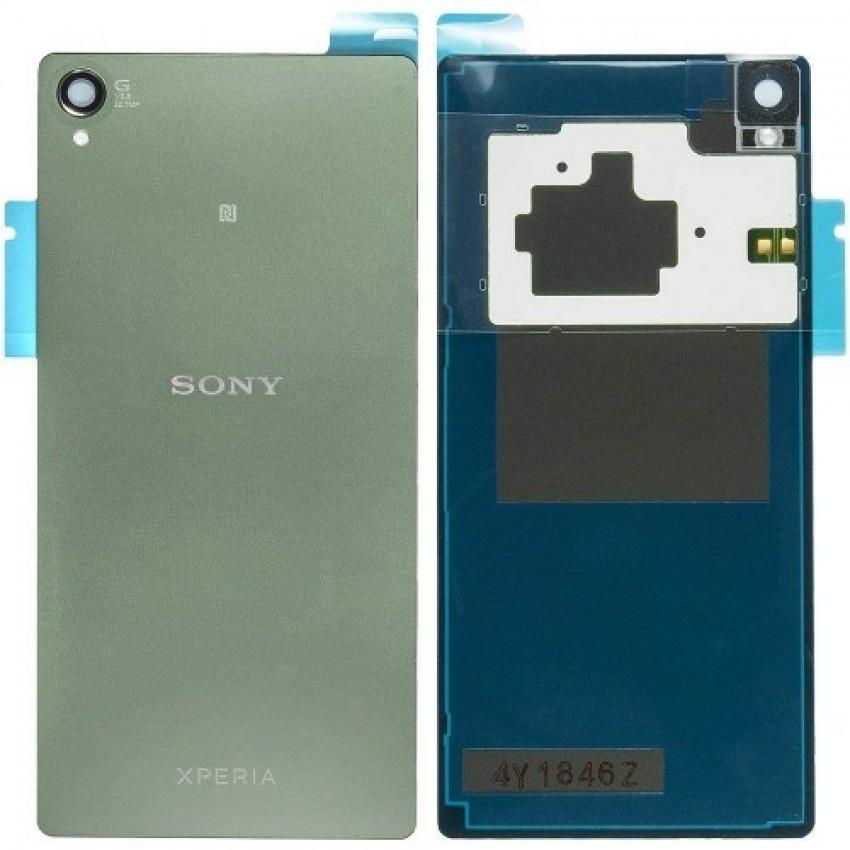 Galinis dangtelis Sony D6603/Xperia Z3 žalias HQ