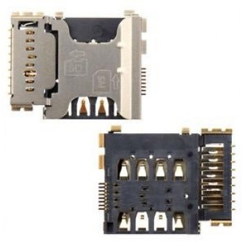 SIM and MicroSD card contact Samsung i8260 Core/i8262 Core Duos/G350 Core Plus ORG