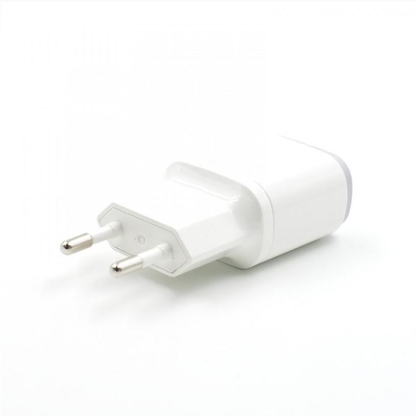 Įkroviklis ORG LG MCS-01ED USB (1.2A) baltas