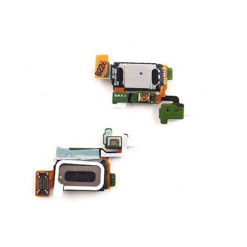Lanksčioji jungtis Samsung G920 S6 su garsiakalbiu ir mikrofonu ORG