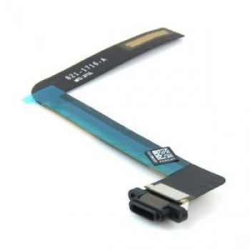 Flex Apple iPad Air 2 for charging connector black ORG