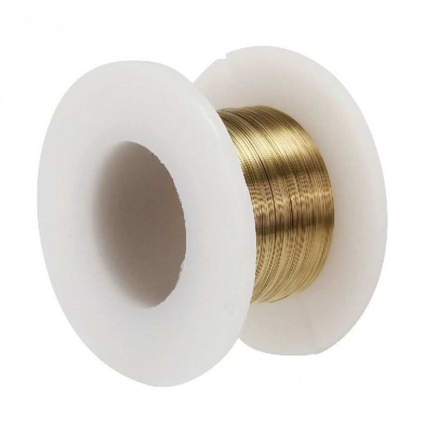 LCD glass cutting wire 100m, 0.1mm