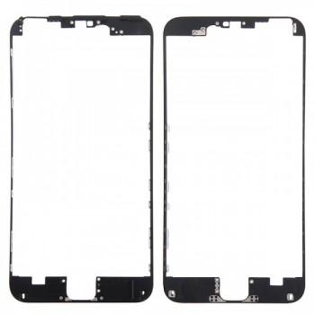 Rėmelis ekranui iPhone 6S Plus juodas
