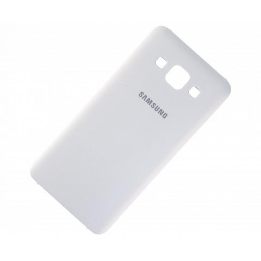 Galinis dangtelis Samsung A300 A3 baltas ORG