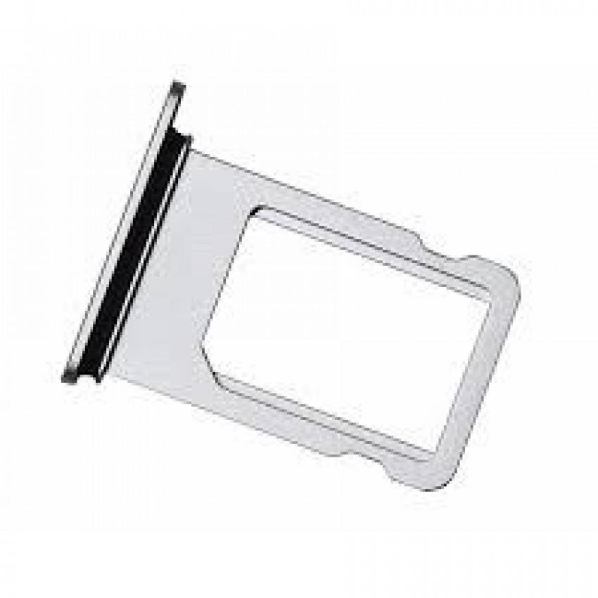 SIM card holder Apple iPhone 7 silver
