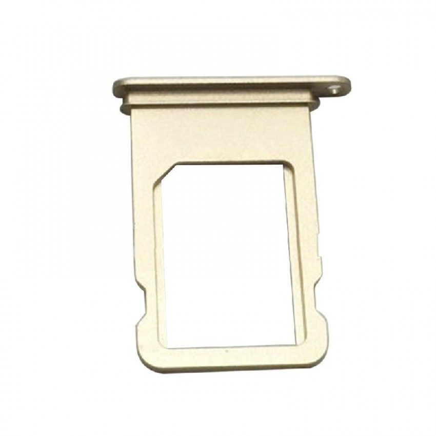 SIM card holder Apple iPhone 7 Plus gold