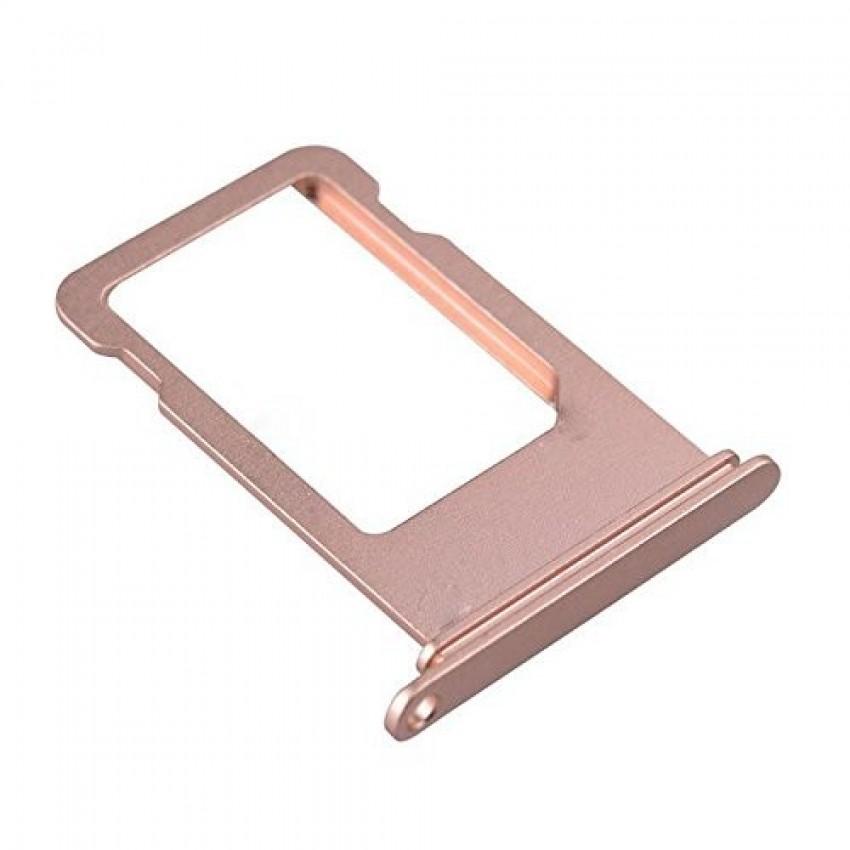 SIM card holder Apple iPhone 7 Plus Rose Gold