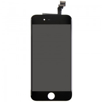 Ekranas iPhone 6 su lietimui jautriu stikliuku juodas (Refurbished) ORG