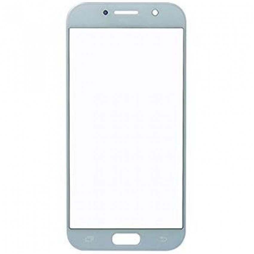 LCD screen glass Samsung A320 A3 2017 white