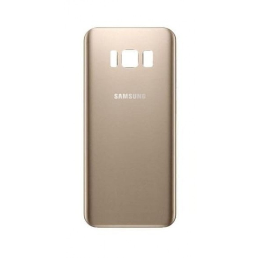Galinis dangtelis Samsung G950F S8 auksinis HQ