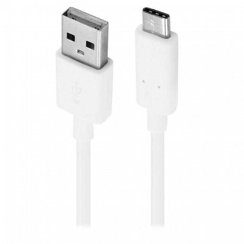 USB cable ORG LG G5/Nexus 5X/Nexus 6P Type-C (DC12WK-G) white (1.2M)