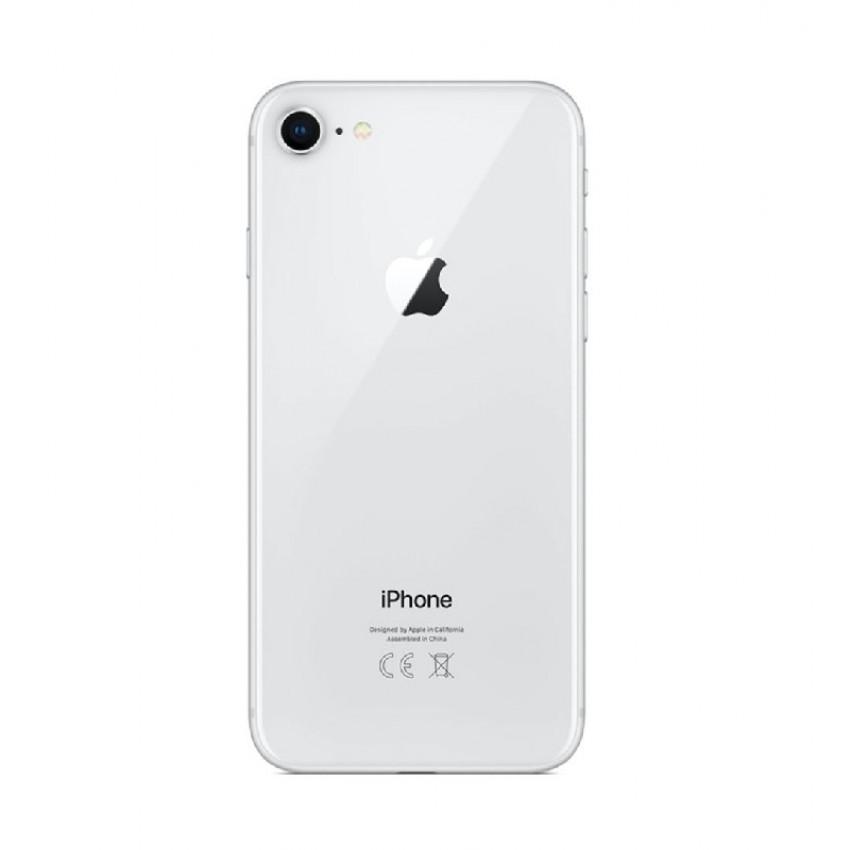 Galinis dangtelis iPhone 8 sidabrinis