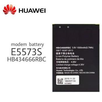 Akumuliatorius Huawei HB434666RBC for Modem 1500mAh E5573/E5575/E5576/E5577/E5776 (compatible with HB434666RAW)
