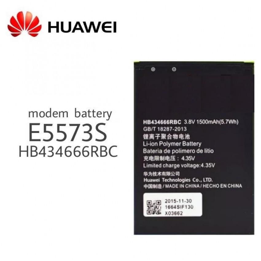 Battery Huawei HB434666RBC for Modem 1500mAh E5573/E5575/E5576/E5776/E5577 (compatible with HB434666RAW)