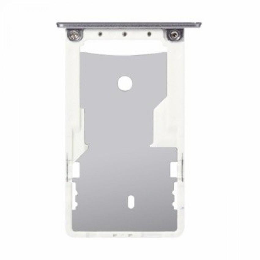 SIM card holder Xiaomi Redmi 4X white ORG