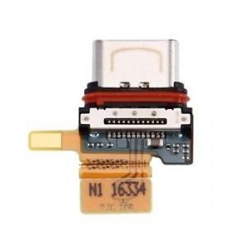 Lanksčioji jungtis Sony F5321 Xperia X Compact su įkrovimo kontaktu ORG