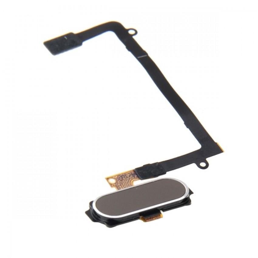 Lanksčioji jungtis Samsung G925 S6 Edge su auksiniu HOME mygtuku ORG