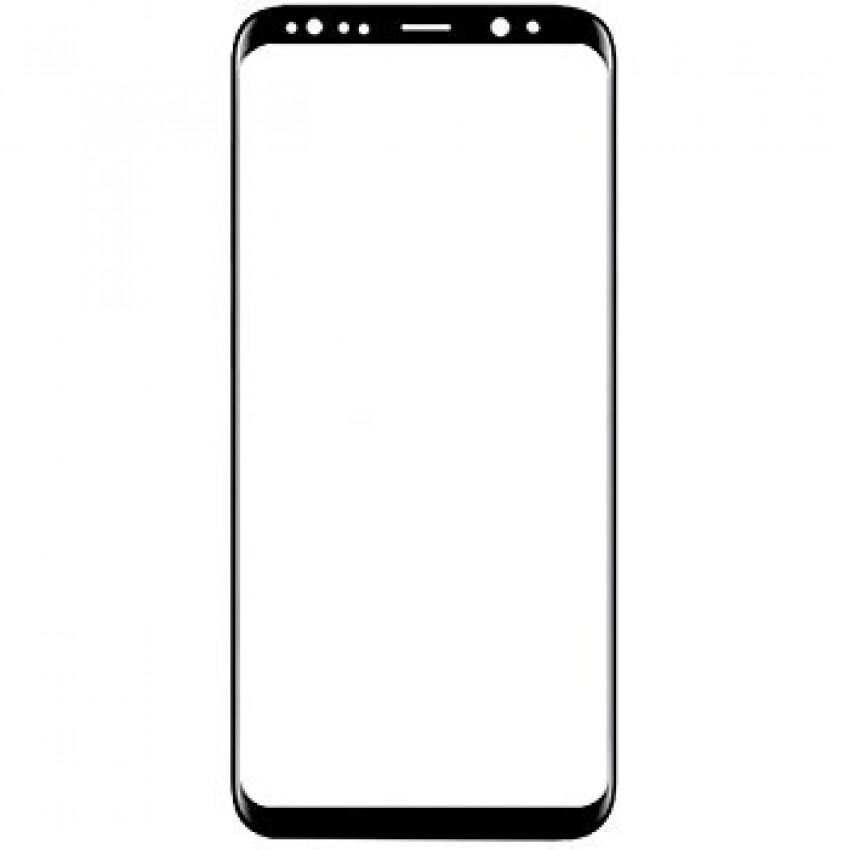 LCD stikliukas Samsung G950F S8 juodas ORG