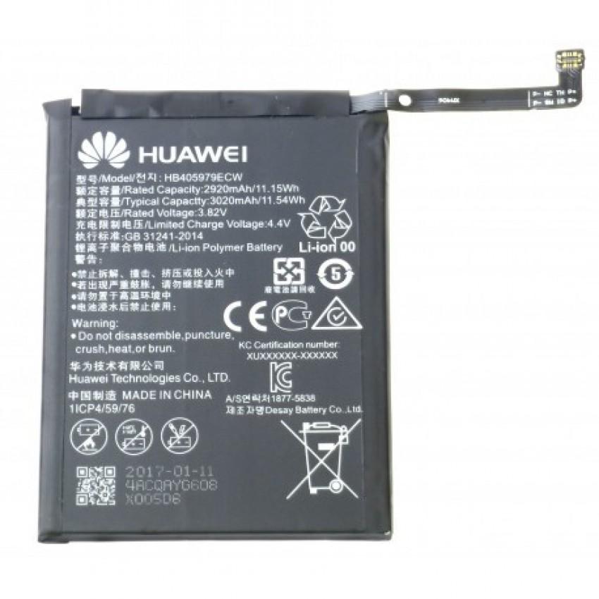 Battery ORG Huawei Nova/Y6 2017/Y5 2018/P9 Lite Mini 3020mAh HB405979ECW