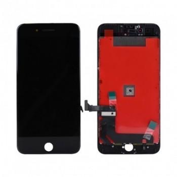 Ekranas iPhone 8 Plus su lietimui jautriu stikliuku juodas (Refurbished) ORG